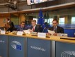 Minister Karanikolov presented before the Committee on International Trade of the European Parliament the priorities in the field of the common commercial policy